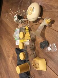 Medela Swing Breast Pump & Accessories