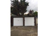 2 garages for sale, St Margarets