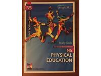 National 5 PE: Study Guide