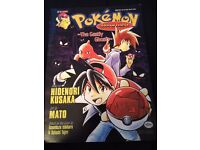 Pokemon Adventures Magazine - Issue 3-5