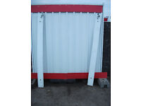 Solid Heras Fencing/Hoarding Panels For Sale