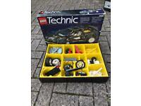 Lego technic car and tool kit