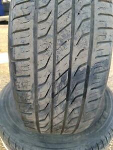 2 PNEUS ETE TOYO 205 65 15  - 2 SUMMER TIRES