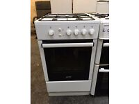 GORENJE free standing full gas cooker 50 cm width in good condition & fully working order