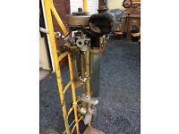 Seagul boat engine