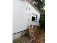 Ladders, Great condition, sturdy and safe, also adaptable as shown in photos