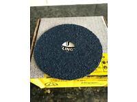 Fibre discs 36 grit