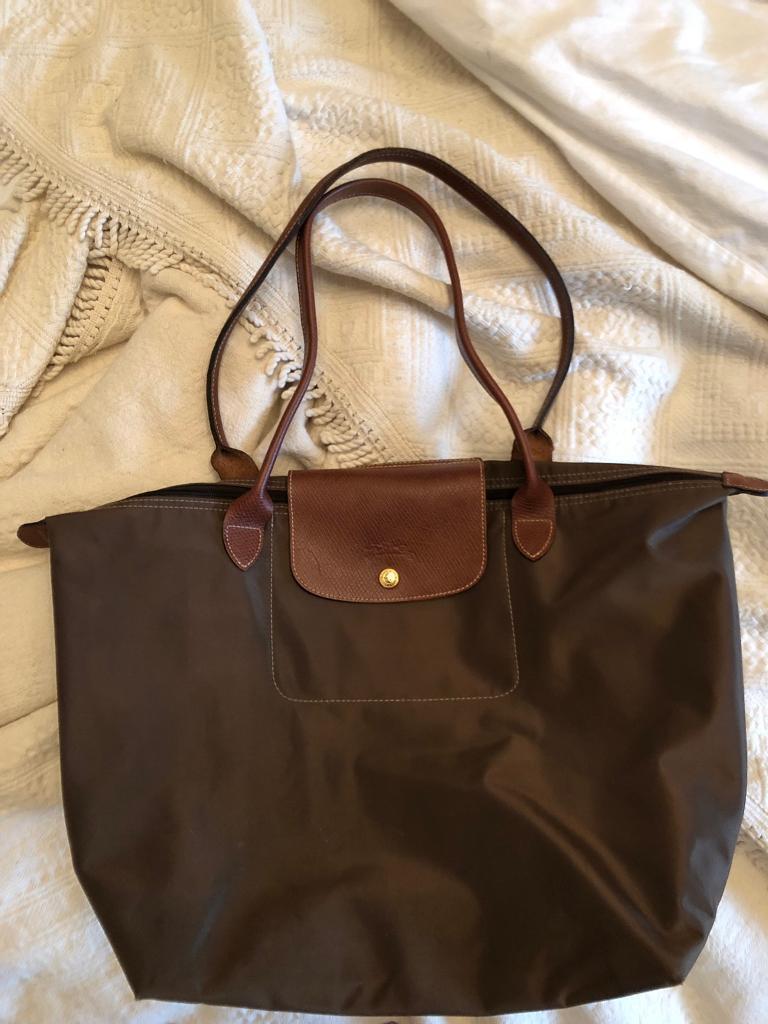 Longchamp Olive Le Pliage Handbag   in Central London, London ... 49ad43564c
