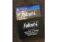 Fallout 4 for the PlayStation 4
