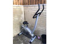 Exercise bike an rowing machine both for £25