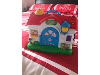 Fisher price and leapfrog toys