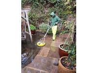 Gardener ... Gutter cleaning... Patio cleaning... fencing ... garden maintenance