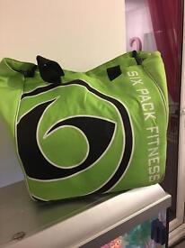 6 pack meal Prep bag