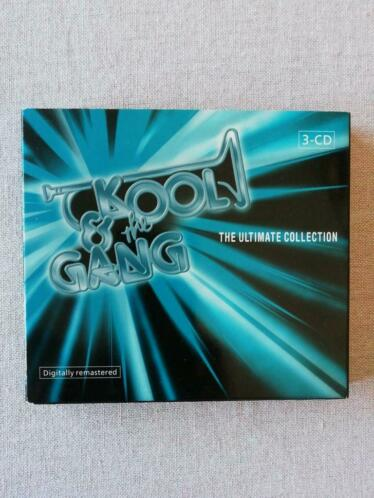 KOOL & THE GANG - The Ultimate Collection (3 cd's)