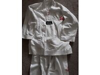 Karate/tae kwon do suits £5 each