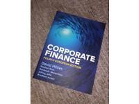 Corporate Finance, 4th European Edition, David Hillier