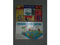 Vintage Mouse Trap Game (complete)