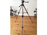 Camera tripod - new condition