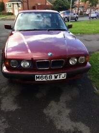 Bmw e34 520i manual, Mint condition Classic