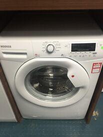 New Ex-Display Hoover DYN8144D1X 8kg Washing Machine White £189