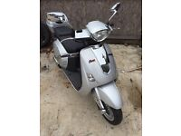 Lambretta Pato Scooter brand new! Fully assembled out of crate to ensure all parts present