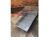 Large rabbit pet cage