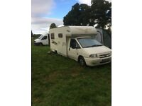 Citreon camper for sale. £5000 ono .