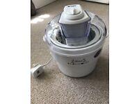 1 Litre Orbit Ice Cream Maker - NEVER BEEN USED