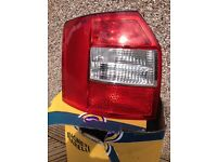 audi A4 2004 rear left light