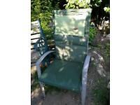 Garden chair/lounger cushions