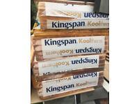 Kingspan BRAND NEW. 80mm K15 Kooltherm