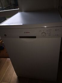 Near new Bosch Fullsize dishwasher