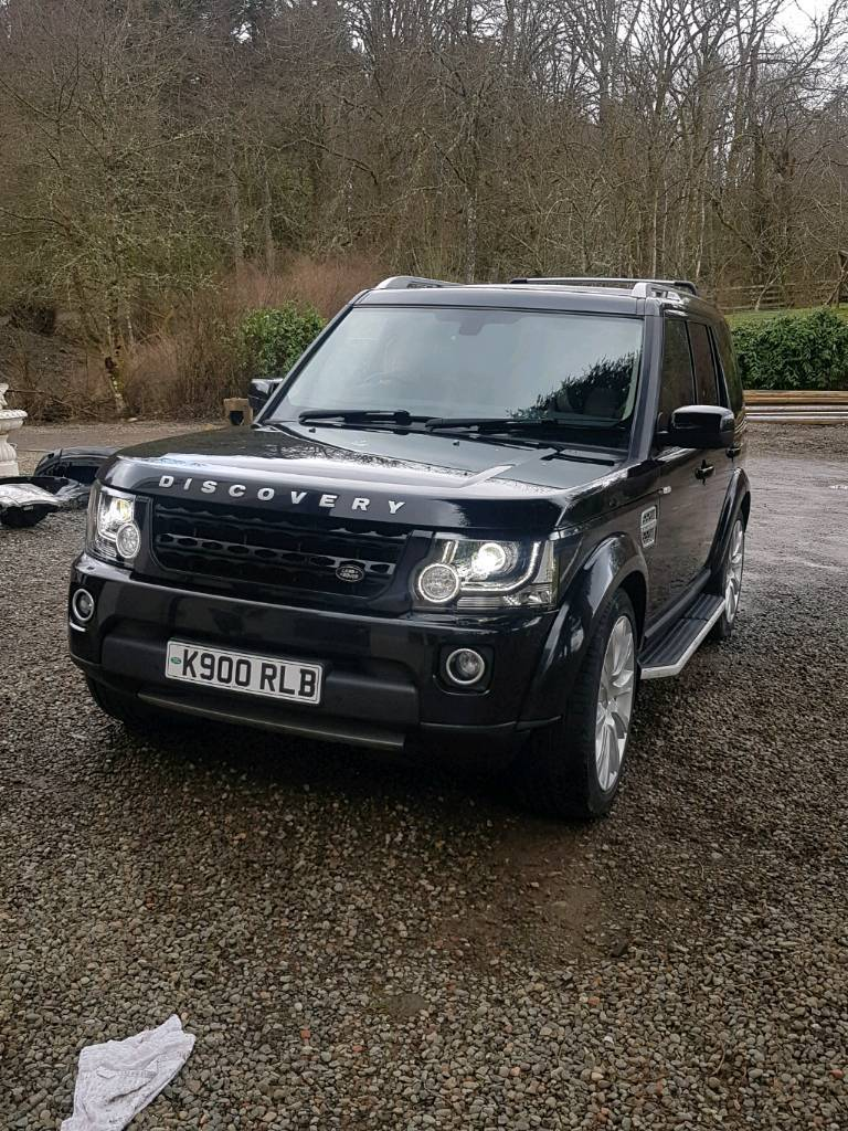 Land rover discovery 3 metropolis highest spec with 2014 facelift
