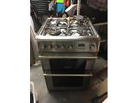 Cannon Gas Cooker with Electric Oven and grill.