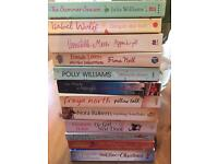 """""""Chick-Lit"""" books - variety of authors.."""