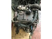 Vw polo 1.4 tdi engine complete 2004