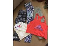 Sports/working out clothes bundle