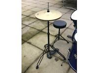 Staff Drum Kit
