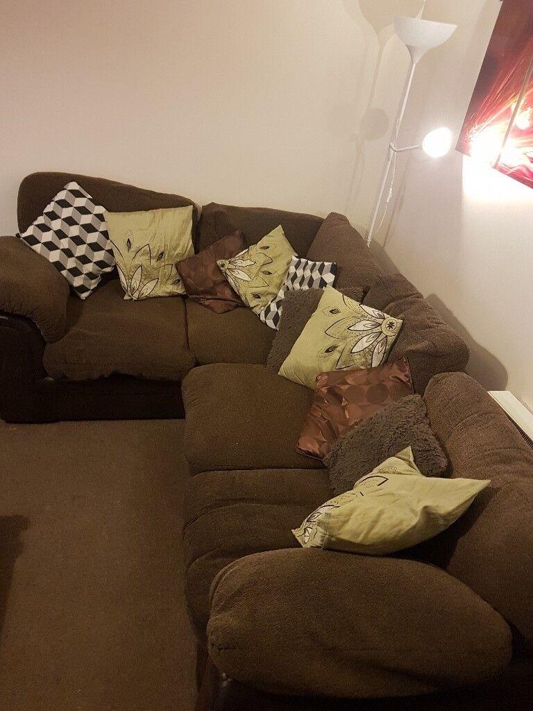 Corner Sofa Good Condition No Pets Or Smoking Super