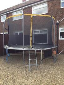 12ft Sportspower trampoline