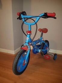 Childrens Thomas bike