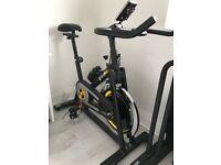 BodyMax B2 Indoor Cycle Spin Bike £100