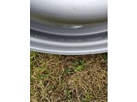 """16"""" steel wheels to fit Boxer/Relay/Ducato"""