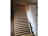 Kiddicare Toddler bed frame children's