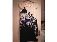New - Jacques Vert dress size 14, never been worn, original tags intact. 40inches from neck to hem