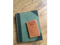 Birds of our country vol 2 & The observers book of birds old vintage
