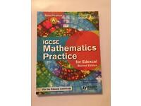 Edexcel IGCSE Mathematics Practice Book