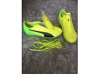 Evo speed Astro football boots