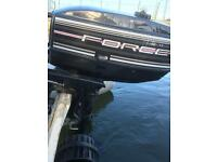 Force 3hp 2 Stroke Outboard for dinghy / tender