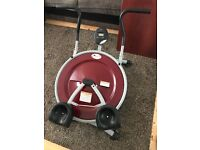 Abs circle pro machine